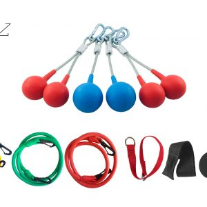 nongripballZ® Exclusive Premium Set – Gym/Indoor/Outdoor