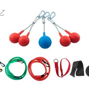 nongripballZ® Premium Set – Gym/Indoor